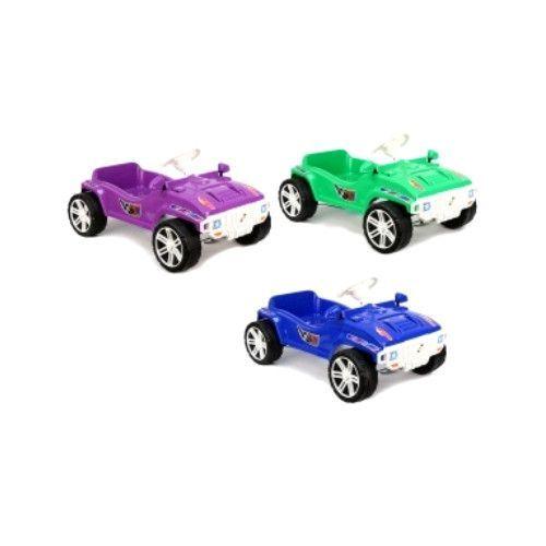 Педальная машинка-каталка Race