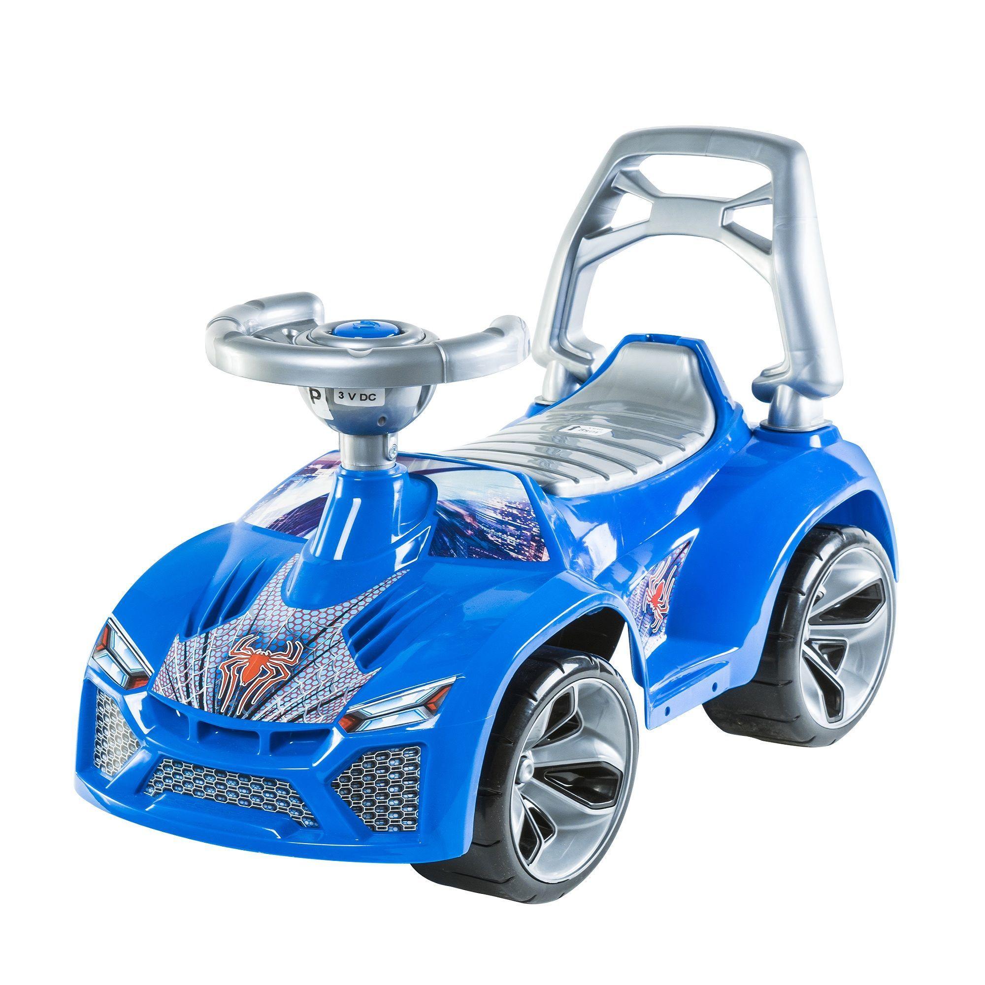 """Машина-каталка """"Ламбо"""" - Blue Sky"""