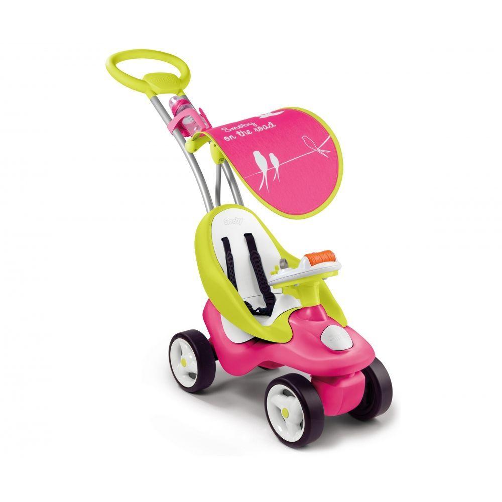 Каталка-трансформер Bubble Go Neo (звук), розовая