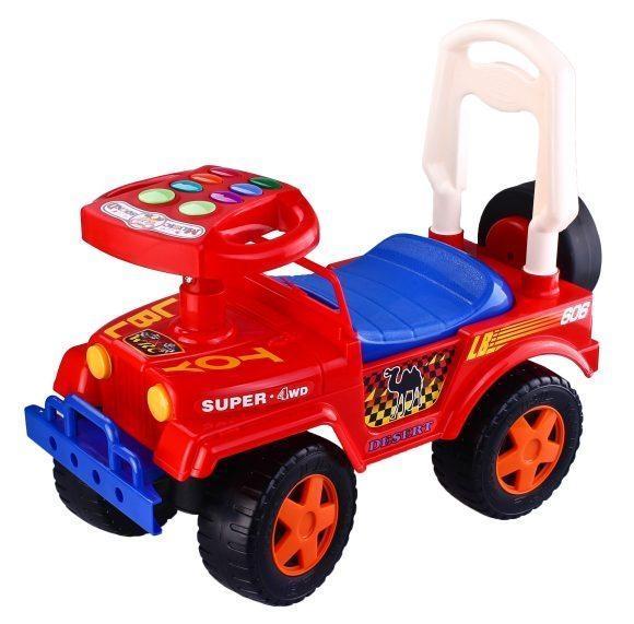 Детская машина-каталка (звук)