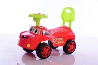 """Машина-каталка """"Ветерок"""", красный"""