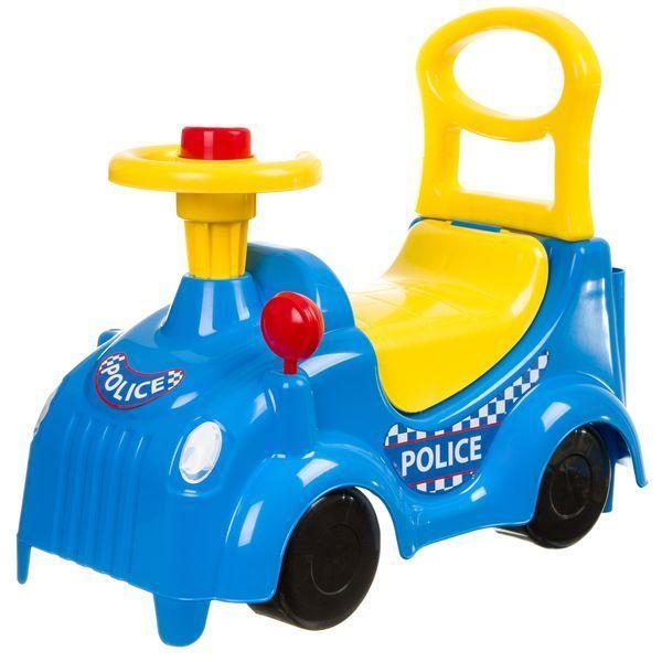 """Машинка-каталка """"Полиция"""""""