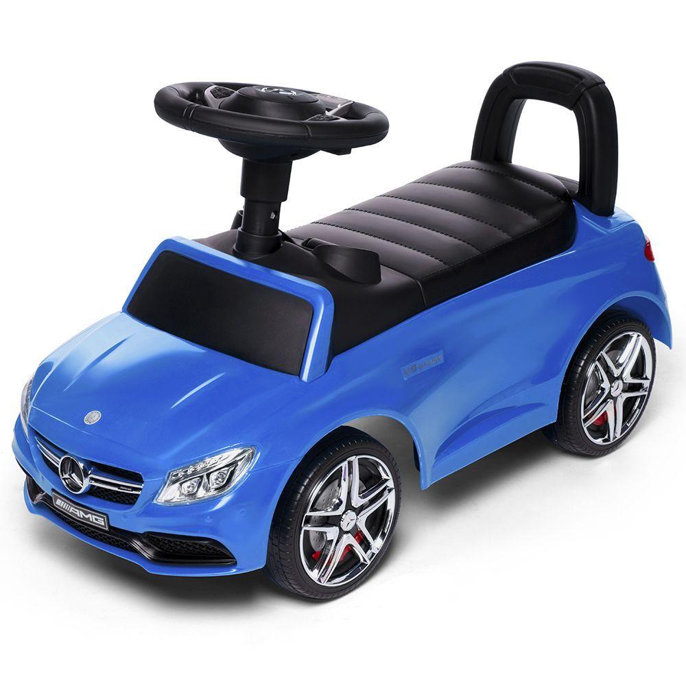 Детская каталка AMG C63 Coupe, синяя