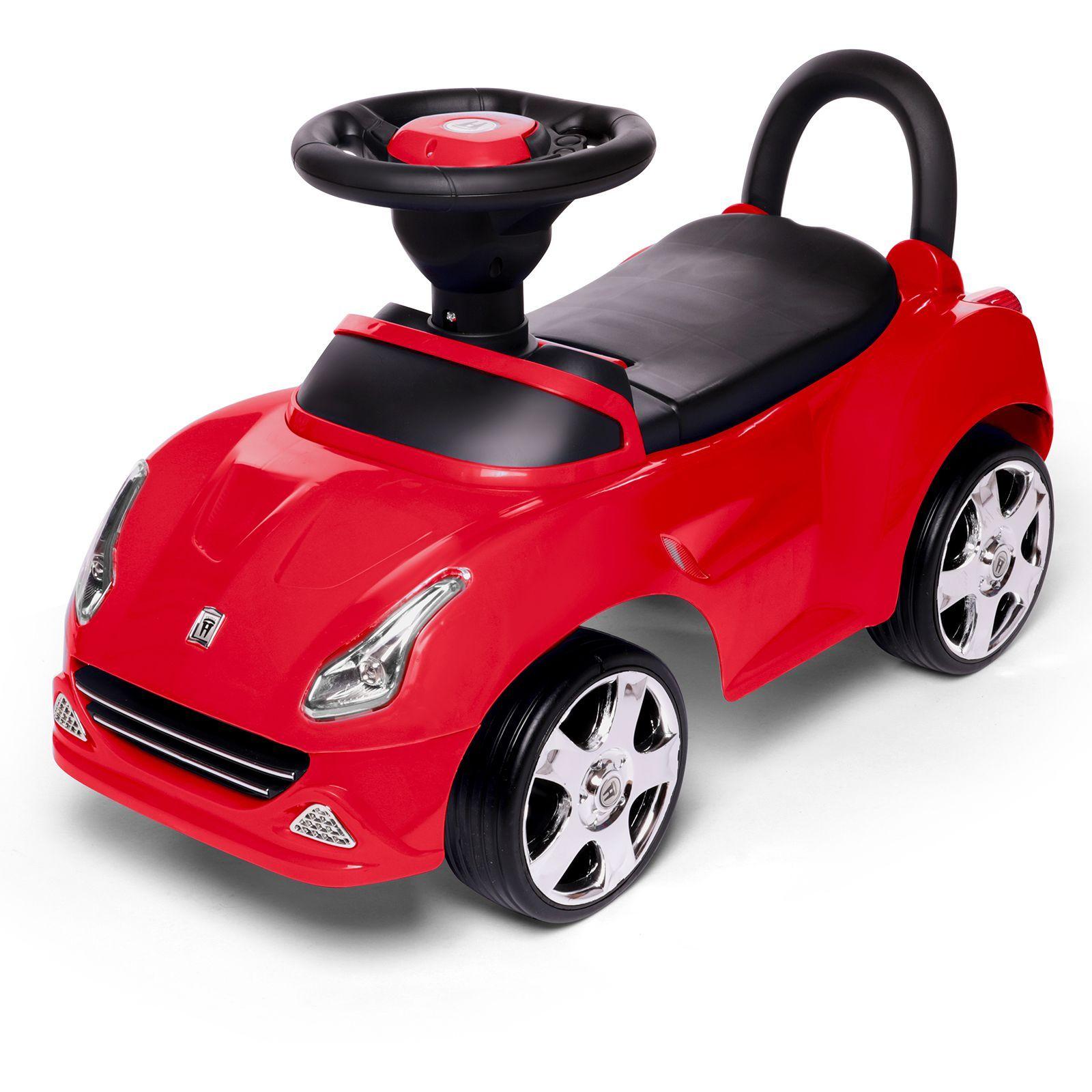 Детская каталка Ride & Go, красная