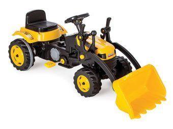 Педальный экскаватор Active Traktor