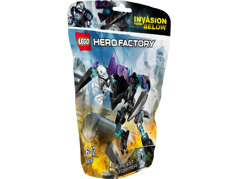 LEGO Hero Factory - Кусачий монстр против Стормера