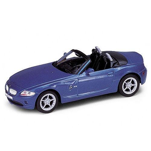 Инерционная машина BMW Z4 Convertible, 1:34-39