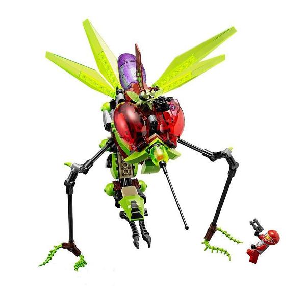"""Конструктор Лего """"Инсектоид - захватчик"""""""