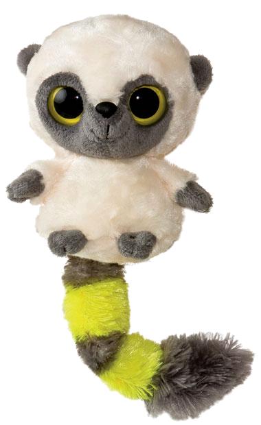 """Мягкая игрушка """"Юху и друзья"""" — Лемур, 12 см"""