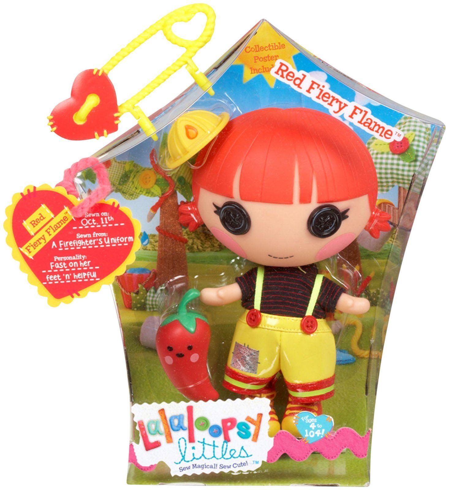 "Кукла Lalaloopsy Littles ""Искорка"""