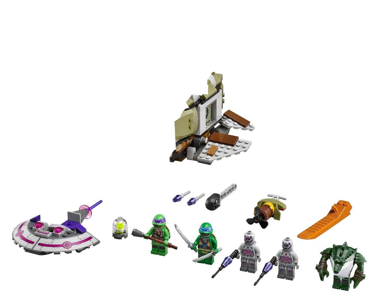 """Конструктор LEGO """"Черепашки-ниндзя"""" - Погоня под водой"""