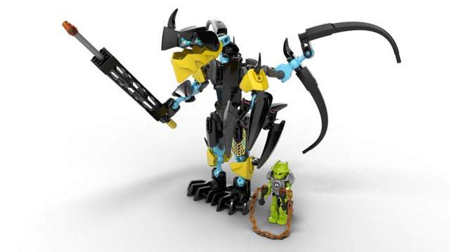 Констркутор LEGO Hero Factory - Летун против Бриз