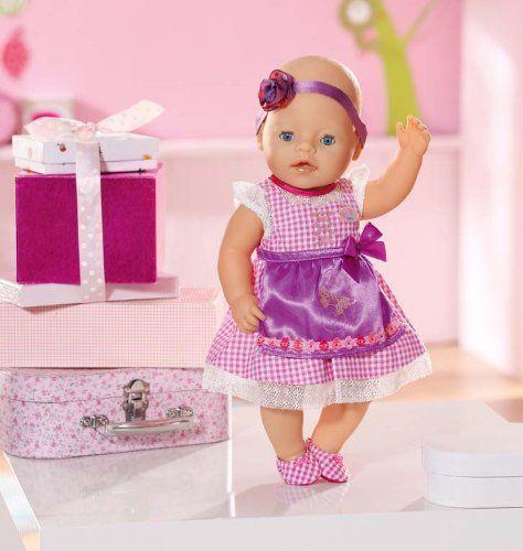 """Платье Baby Born """"Красотка"""""""