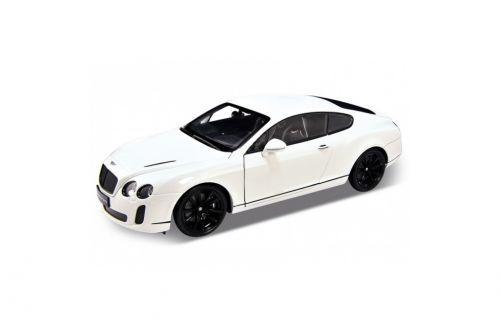 Машина р/у Bentley Continental Supersports, 1:12 (свет)