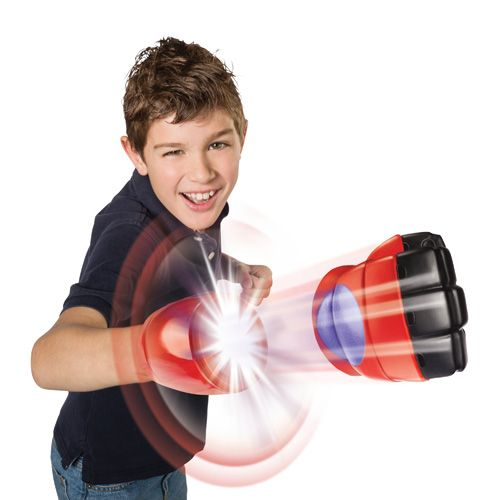 Боевой кулак Бэймакса