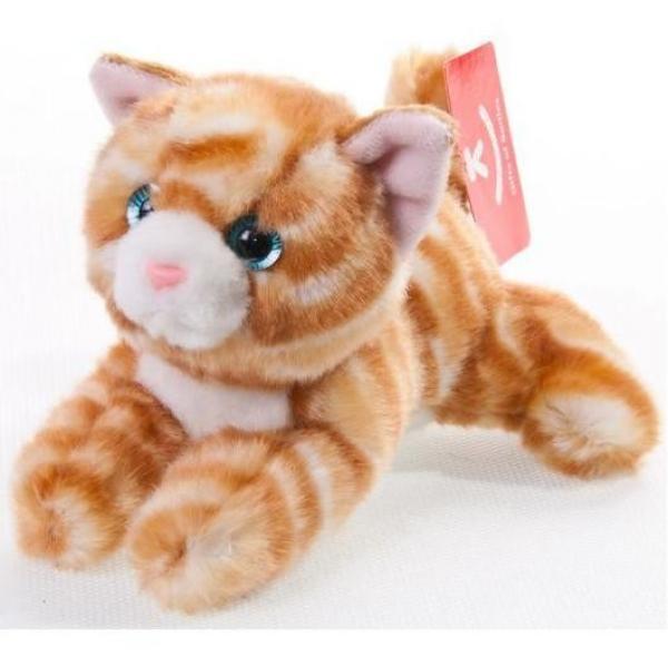 """Мягкая игрушка """"Рыжий"""" котенок, 15 см"""