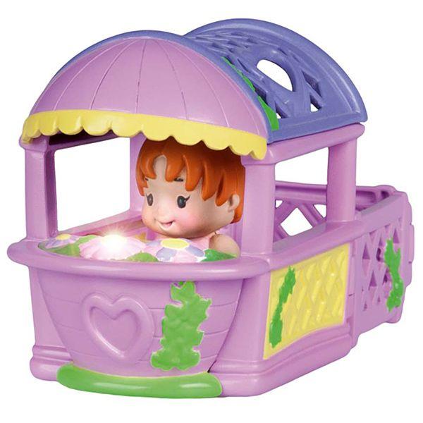 Игрушка Chiqui Baby Born с подсветкой