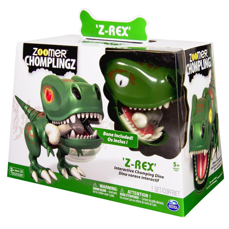 Интерактивный детеныш динозавра Dino Zoomer