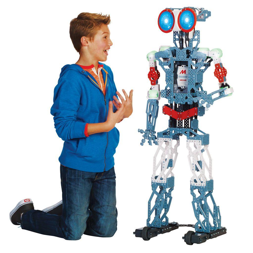 Конструктор Meccano - Интерактивный робот Meccanoid G15KS, 120 см