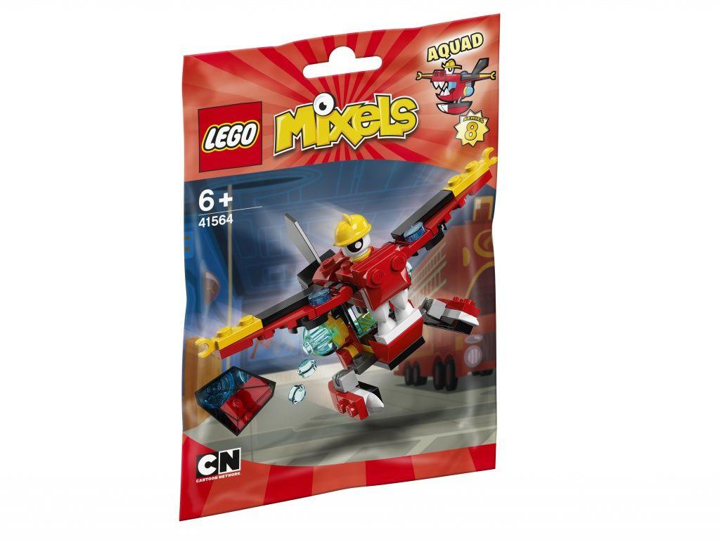 Конструктор LEGO Mixels - Аквад