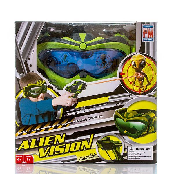 Интерактивная игра Alien Vision