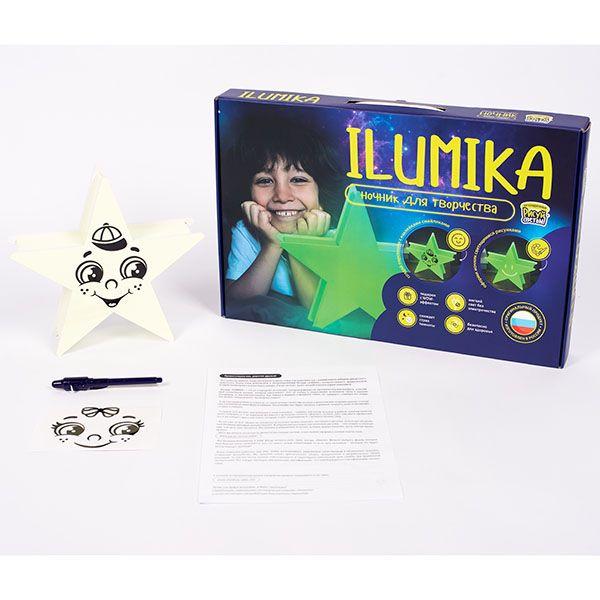 Ночник Ilumika - Звезда