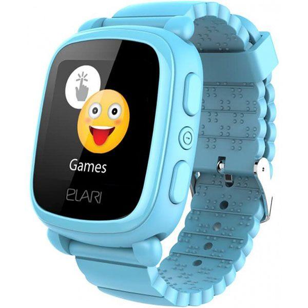 Детские часы KidPhone 2, голубые