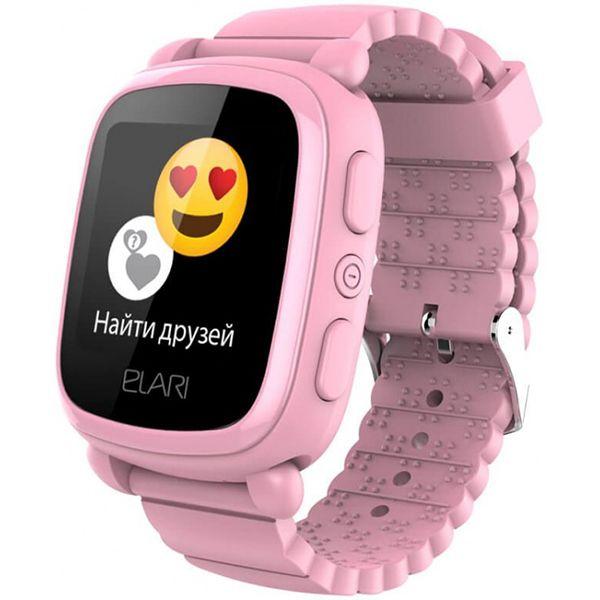 Детские часы KidPhone 2, розовые