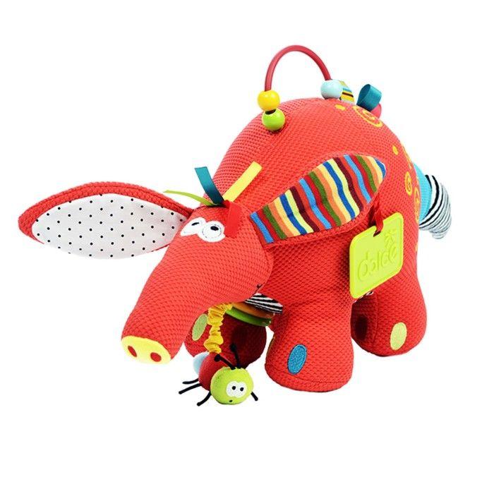 Развивающая игрушка «Муравьед»