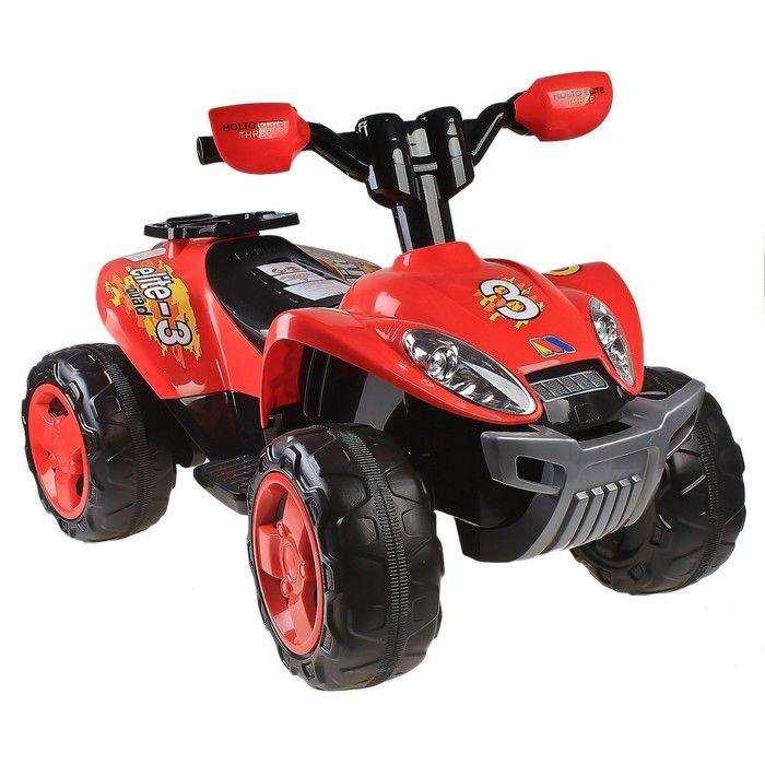 Квадроцикл заднеприводный Molto Elite-3
