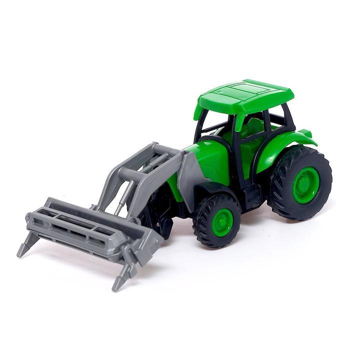 Трактор инерционный «Фермер», в ассортименте