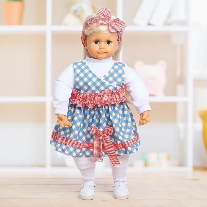 Кукла интерактивная «Настенька-24», знает более 200 фраз, рассказывает сказки и стихи