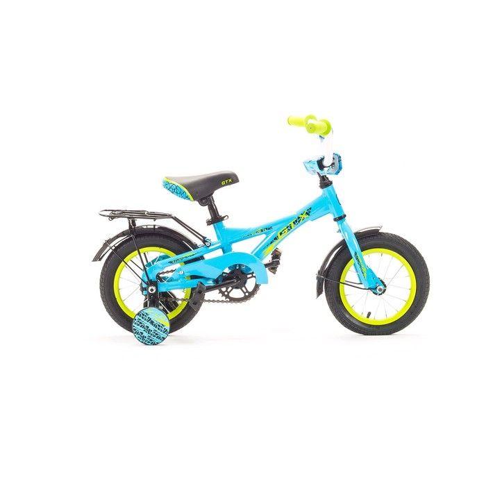 """Велосипед 12"""" GTX BALU, цвет бирюзовый, размер 7.5"""""""
