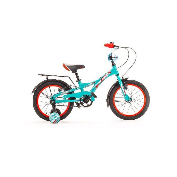 """Велосипед 16"""" GTX BALU, цвет салатовый, размер 8.3"""""""