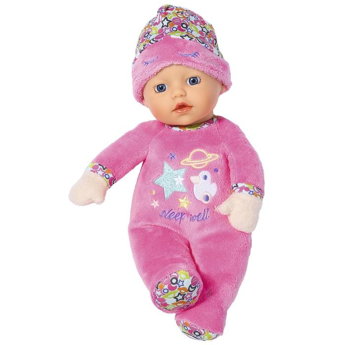 Мягкая кукла «Baby born», 30 см коробка-дисплей