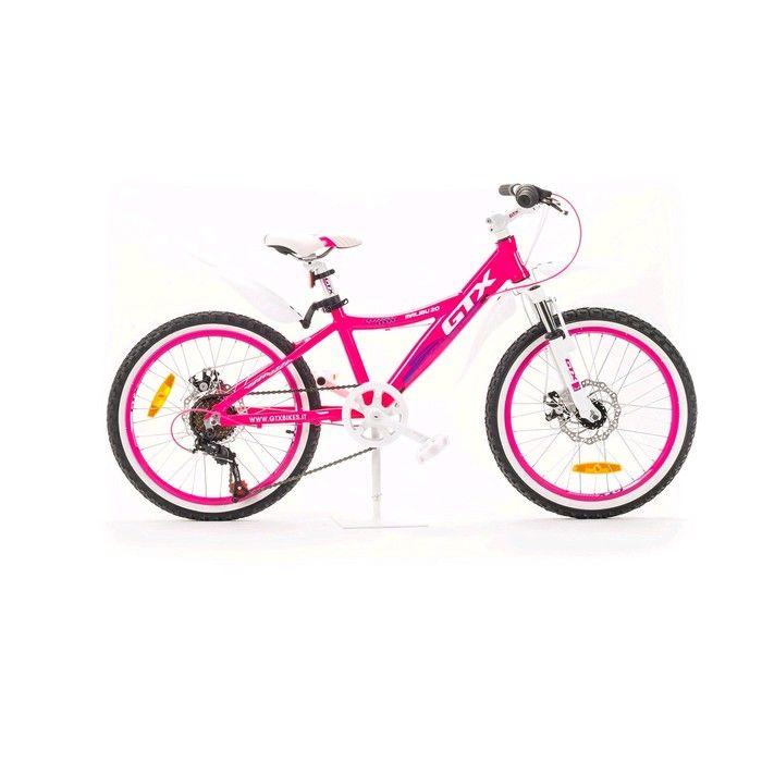 """Велосипед 20"""" GTX MALIBU, цвет розовый, размер 11"""""""
