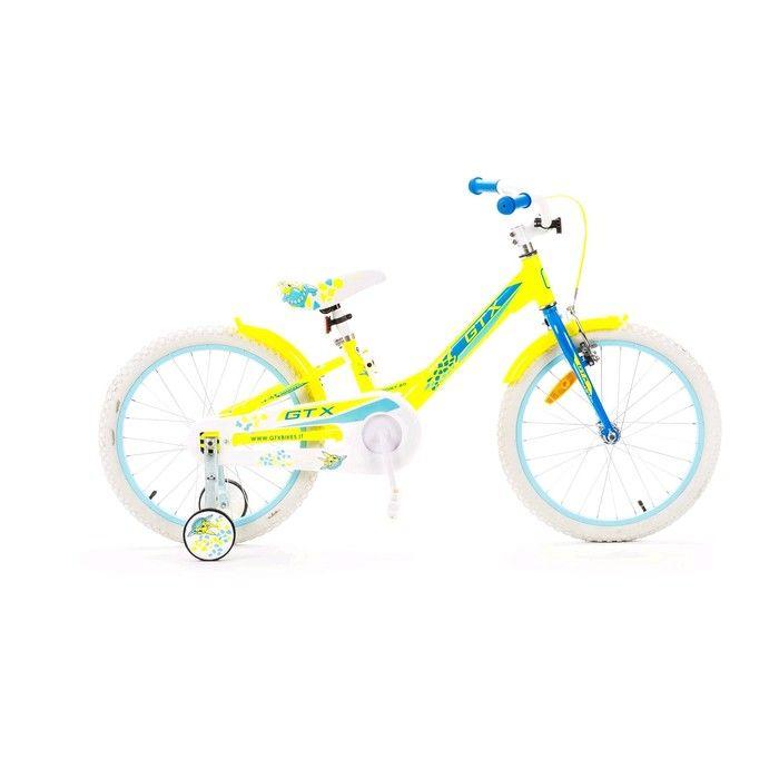 """Велосипед 20"""" GTX PONY, цвет жёлтый 8.3"""""""