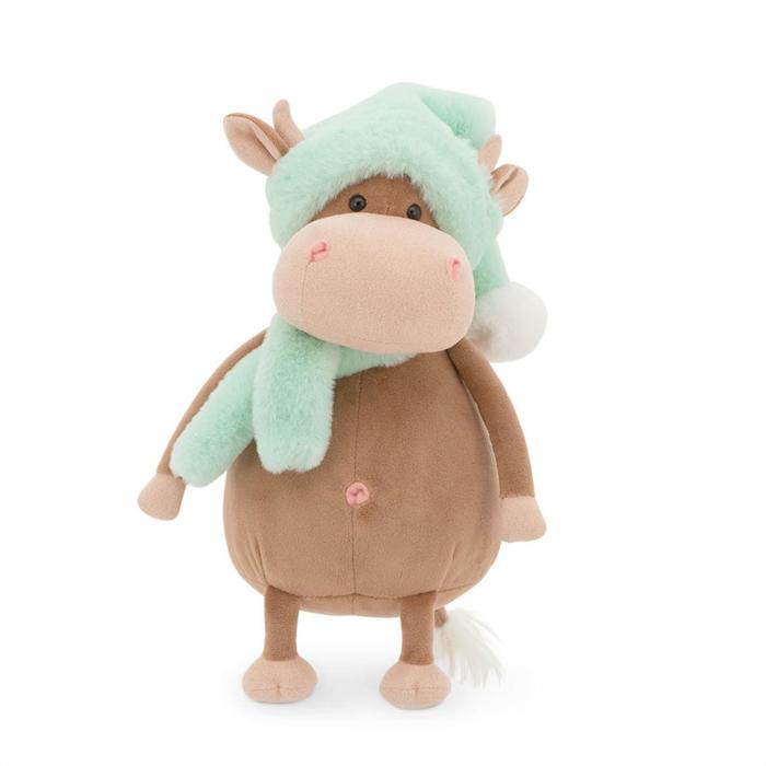 Мягкая игрушка «Бычок Бося», 20 см