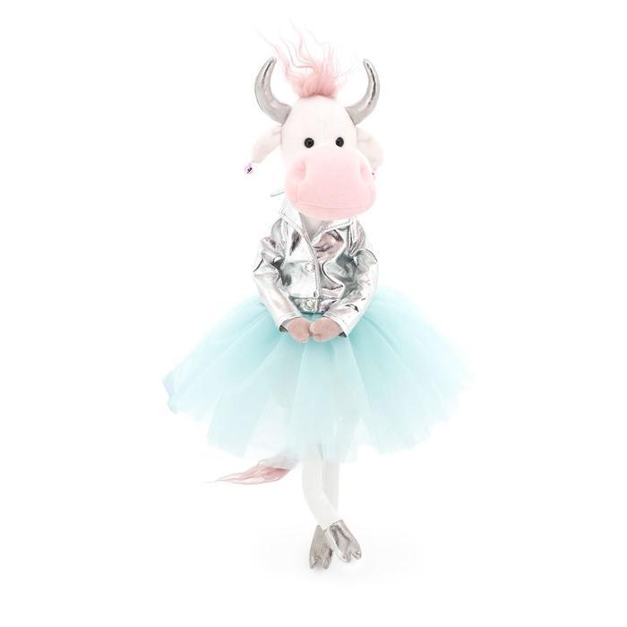 Мягкая игрушка «Коровка Алиса», 25 см
