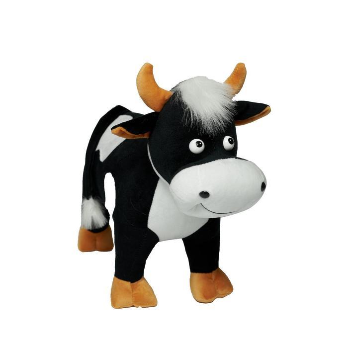 Мягкая игрушка «Корова Ночка», 34 см