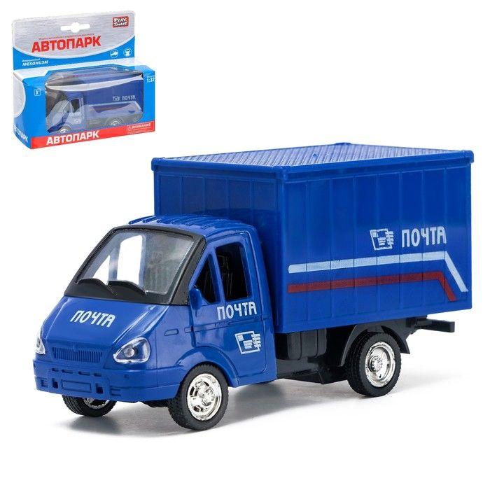 Машина инерционная «Грузовой фургон», в ассортименте