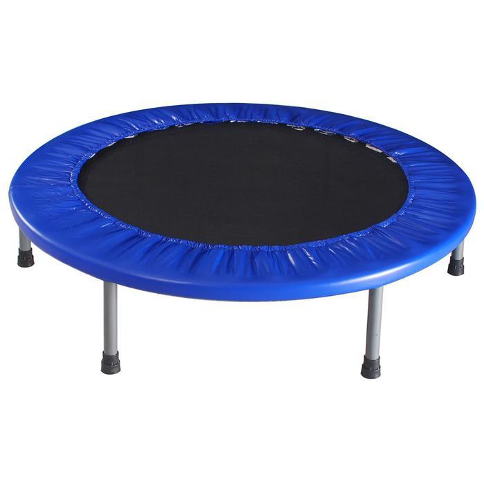 Батут, d=96,5 см, без сетки, синий