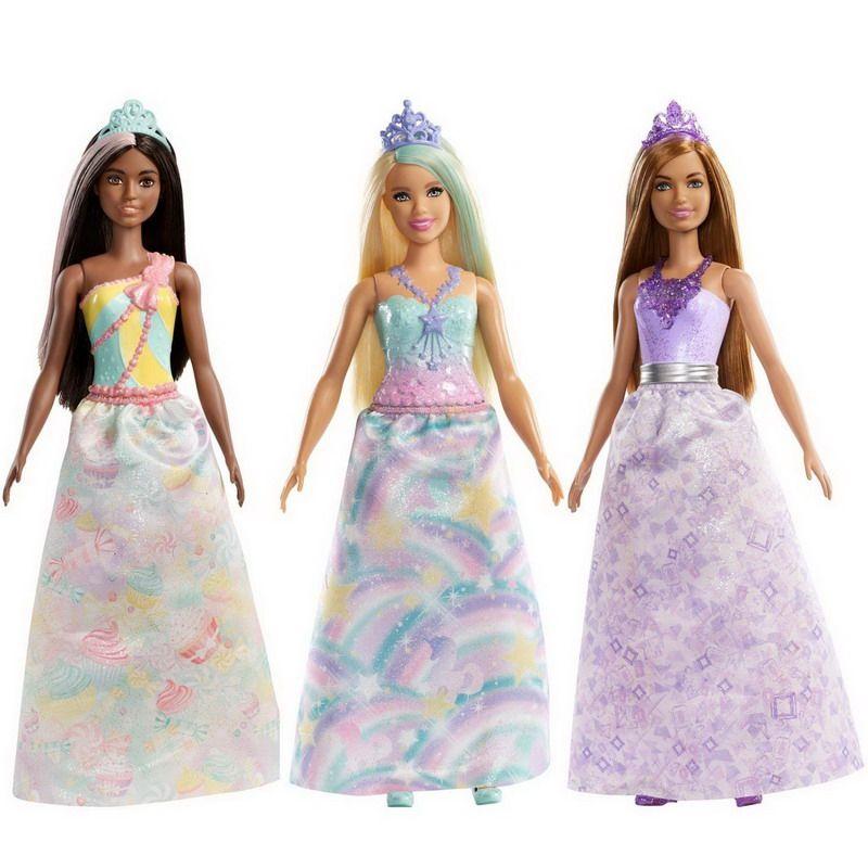 Кукла Barbie из серии Dreamtopia Сказочные принцессы, с аксессуарами