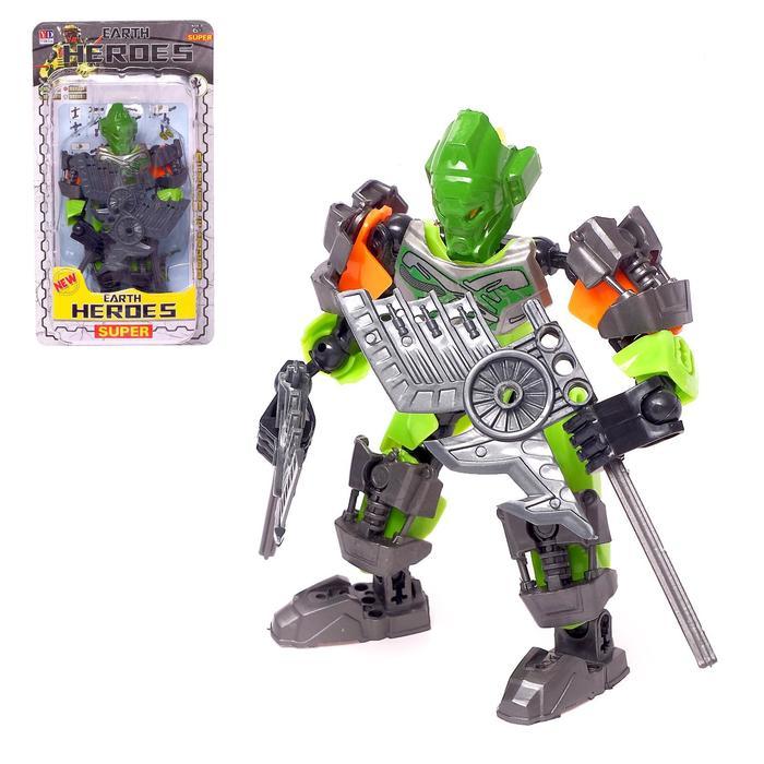 Робот-конструктор «Космический воин», в ассортименте