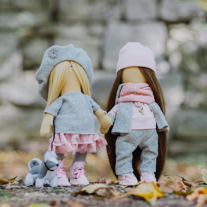 интерьерная кукла виви