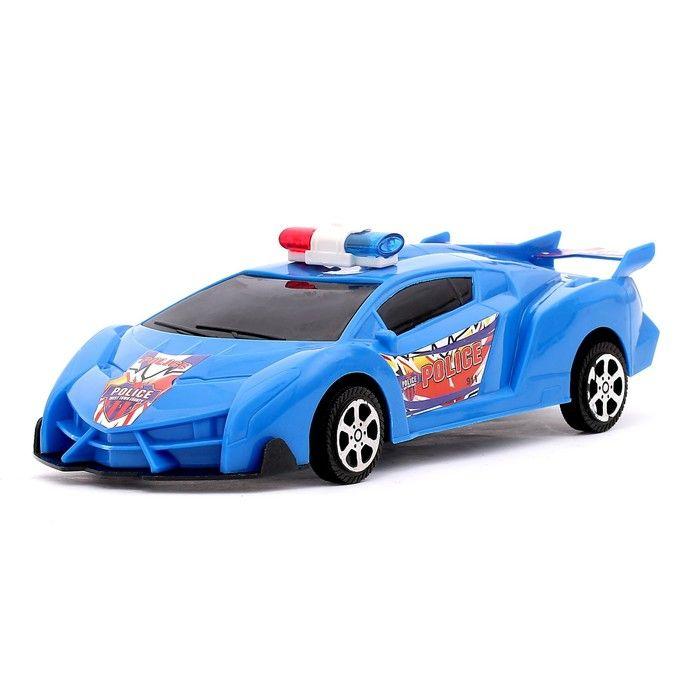 Машина инерционная «Полиция», цвета в ассортименте