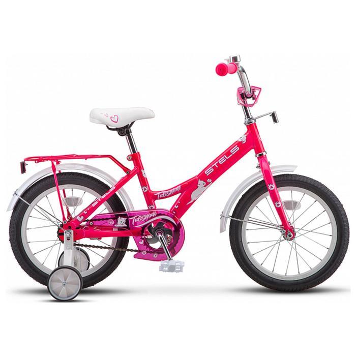 """Велосипед 16"""" Stels Talisman Lady, Z010, цвет розовый"""