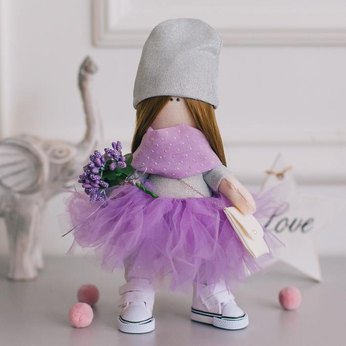Мягкая кукла Молли, набор для шитья 15,6 × 22.4 × 5.2 см