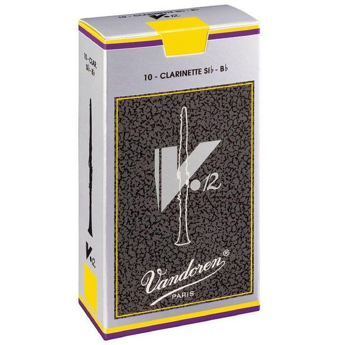 Трости для кларнета Bb Vandoren CR1935 V.12 №3,5 (10шт)