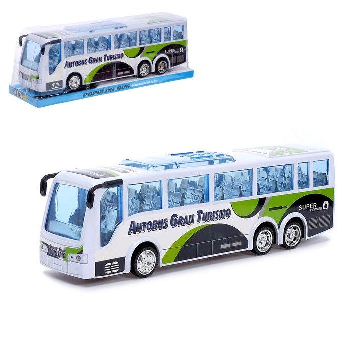 Автобус инерционный «Междугородний»